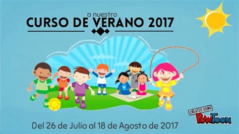 curso de verano en 8427209894 curso de verano 2017 youtube