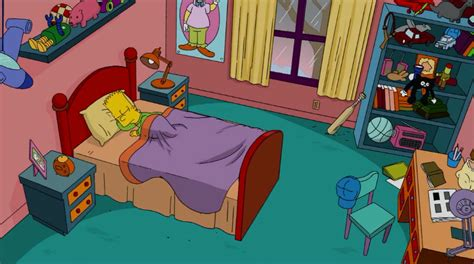 Rooms To Go Wiki by Image Bart S Room Png Simpsons Wiki Fandom Powered