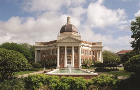 Of Southern Mississippi Mba Ranking by Southern Miss Ranks As Best College Location In