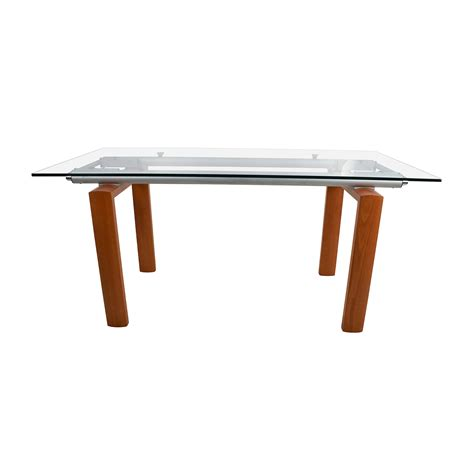 Designer Glass Dining Table 90 Custom Made Glass Dining Table Tables