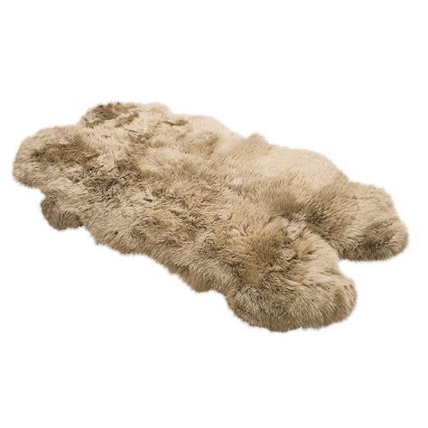 auskin sheepskin rug auskin sheepskin longwool rug four pelt save 53