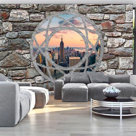 Tapete Steinoptik Wohnzimmer 56 by Die Besten 25 Fototapete Steinwand Ideen Auf