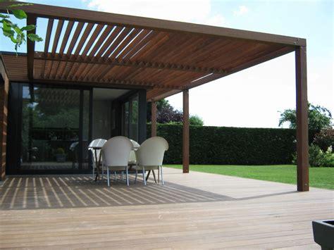 terrasse pergola pergola terrasse bois ilot marbre accueil design et mobilier