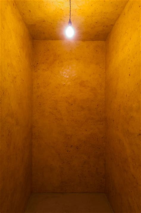 wax room the otherworldly calm of wolfgang laib s glowing beeswax room science smithsonian