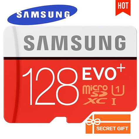 Cortex Micro Sd 64gb Max Pro U 3 Up To 95 Mb S Adapter samsung evo plus micro sd 16gb 32gb 64gb 128gb microsd cards memory card sdhc sdxc max 80m s c10