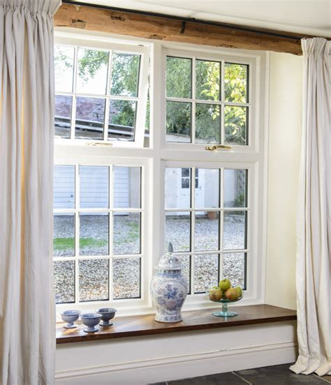wooden cottage windows anglian home