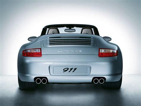 2006 porsche 911 4s specs porsche 911 4s cabriolet 997 specs 2005 2006