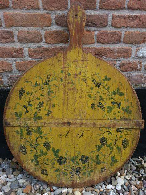 antique bread board antique decorative items