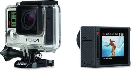 Tongsis Gopro 4 Silver gopro hero4 silver at rei