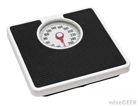 what are some different kinds of bathroom scales