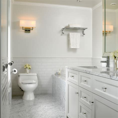 subway tile bathroom traditional with bathroom tile arts and crafts tile
