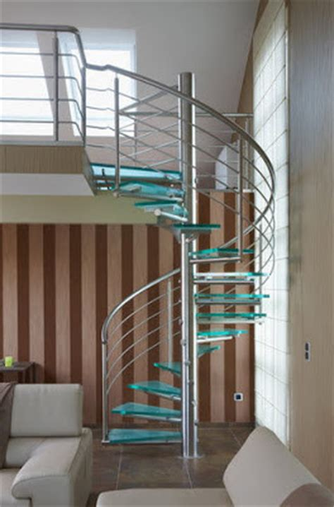 modern homes glass steps designs ideas huntto