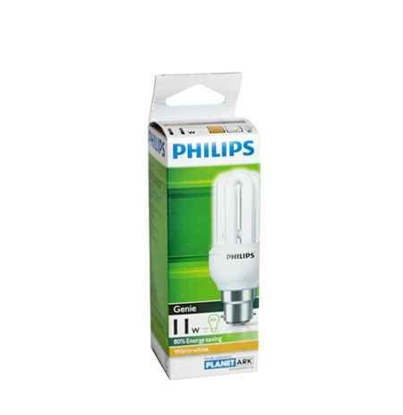 Lu Philips Genie 5 Watt philips 11w genie energy saving light bulb cool daylight bayonet cap teranga