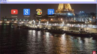 themes beta paris paris chrome themes themebeta