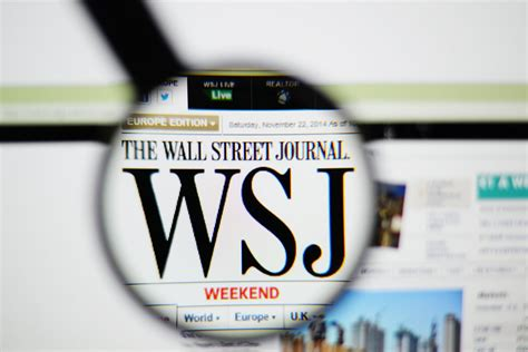wall street journal review section the wall street journal s customer database was hacked