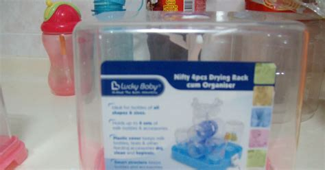 Drying Rack Lucky Baby jingxuan 謝景琁 lucky baby nifty 4pcs drying rack