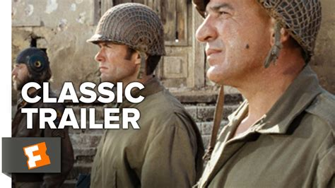 movie quotes kelly heroes kelly s heroes 1970 official trailer clint eastwood
