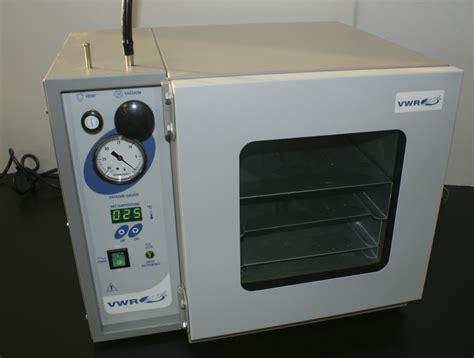 Oven Vacuum triad scientific vacuum vwr 1415m vacuum oven used vwr