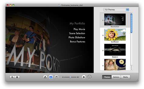 idvd templates top ten free dvd burning software for mac to