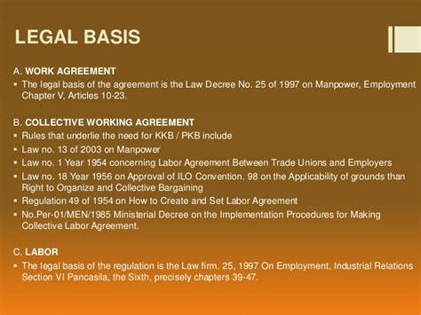 Manajemen Sumber Daya Manusia Edisi Kesepuluh Jilid 2 By Gary Dessler work agreement collective working agreement and labor