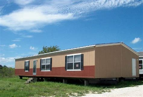 used 4 bed 2 bath redman wide mobile home for sale