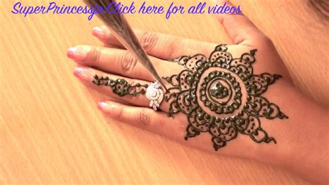 henna design maker how to make henna design mehndi for eid learn indian