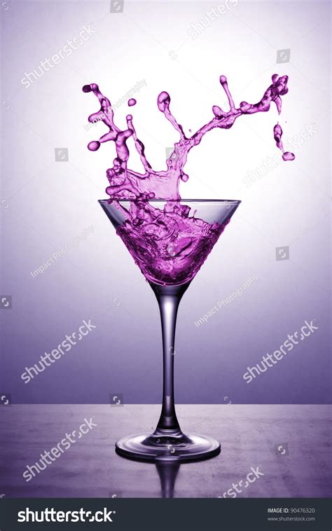 martini glass background martini glass pink cocktail on pink stock photo 90476320