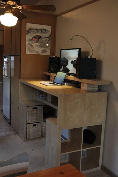 ikea standing desk hacks  ergonomic appeal