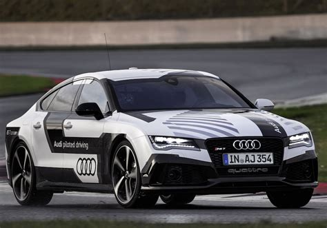 audi self driving car audi s self driving car hits 150 mph on an f1 track wired