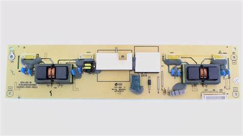 Westinghouse TV Model VR-3215 Inverter Board Part Number ... Westinghouse Tv Parts