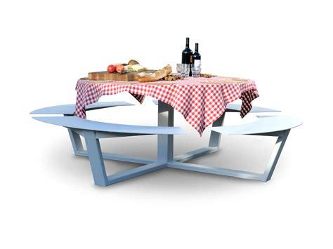 Handmade Picnic Table - la grande ronde picnic table cassecroute handmade