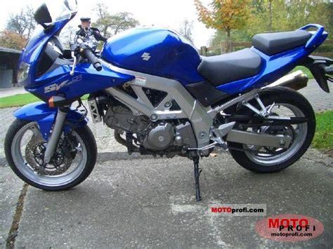 2004 Suzuki Sv650 Suzuki Sv 650 S 2004 Specs And Photos