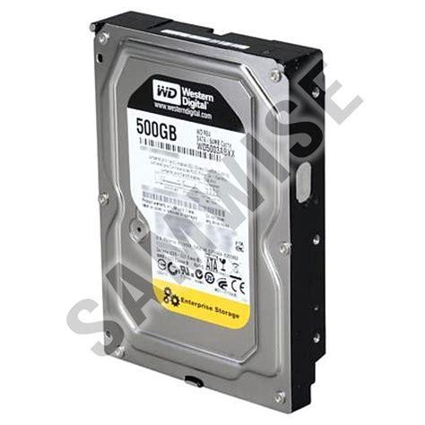 Harddisk Western Digital 500gb disk western digital 500gb sata ii 7200 rpm 64mb black 3 5 quot wd5003abyx