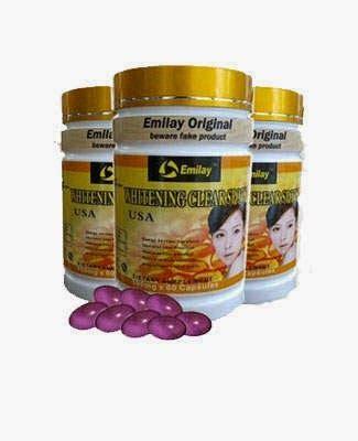 Obat Pemutih Badan Dan Wajah Emilay Whitening Herbal cara memutihkan kulit wajah dan badan cara cepat