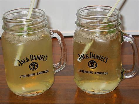 lynchburg lemonade rezepte suchen