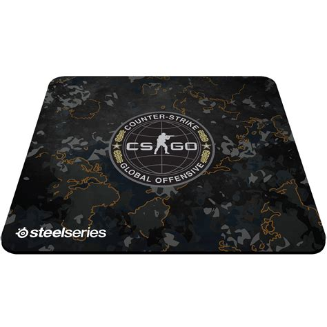 Tapis Souris Steelseries by Steelseries Qck Cs Go Camo Edition 63379 Achat