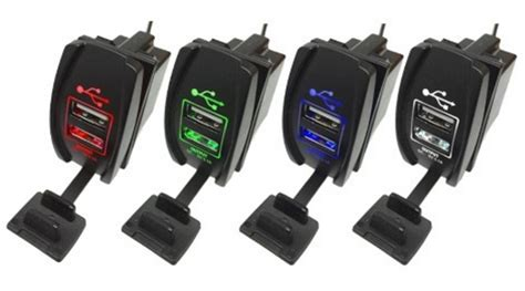 Bentuk Carger saya keluarga menambah dual usb socket charger pada mobil ertiga