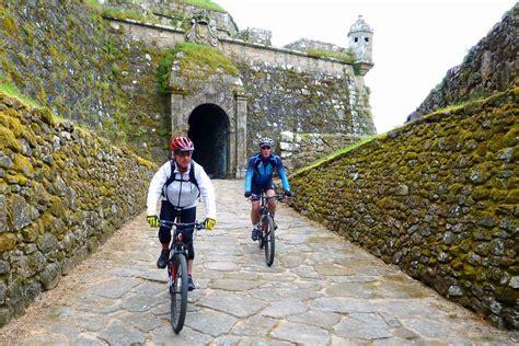 camino de santiago by bike camino de santiago de compostela self guided portugal