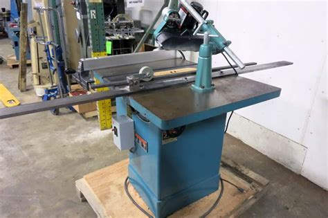 jet cabinet saw used lot 96 jet 10 quot tilting arbor cabinet table saw w