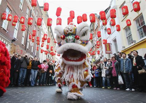 chinese new year 2015 events around the uk to celebrate