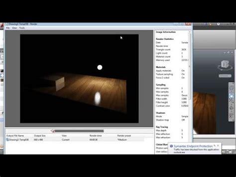 best autocad tutorial youtube autocad lighting tutorial luminance effect youtube