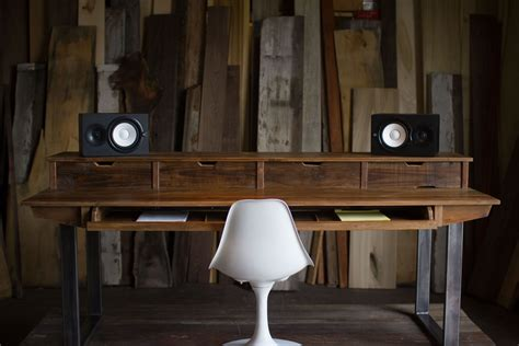 radio studio desk custom made studio desk for audio production w