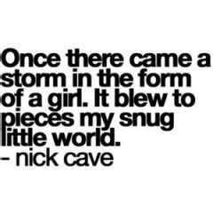 Letter Lyrics Nick Cave Nick Cave Quotes Letters Quotesgram