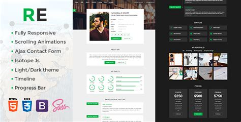 themeforest wordpress themes website templates create a