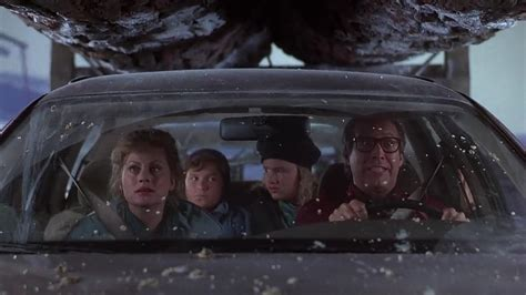 griswold christmas tree on the car review national loon s vacation the viewer s commentary