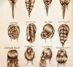 Different Hairstyles For School And How To Do Them | easy school hairdos beautylish