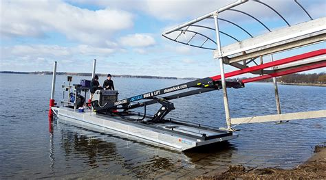 boat dock removal boat dock removal services in detroit lakes mn area at