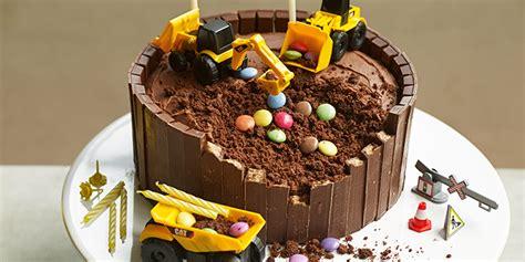 easy birthday cakes  kids bbc good food