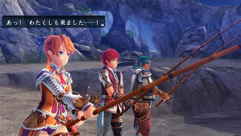 Kaset Ps4 Ys Viii Lacrimosa Of Day One Edition ps4 ps vita exclusive ys viii gets new screenshots showing a big bird and fishing