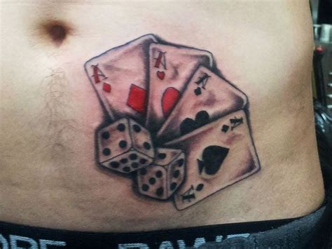 tattoo card designs lucky tattoos cards and